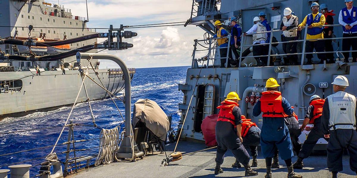 трудоустройство моряков